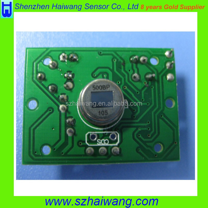 HW8002 Infrared sensor pir infrared human body sensor switch lamps intelligent infrared sensor module