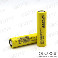 ecig mod battery 18650 3000mAH 35Amps 3.7v rechargeable battery efest 18650 3000mAH 35AMp top selling battery