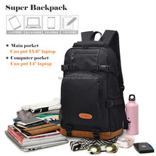 Durable Multi-function Lightweight Backpack laptopbag school bag