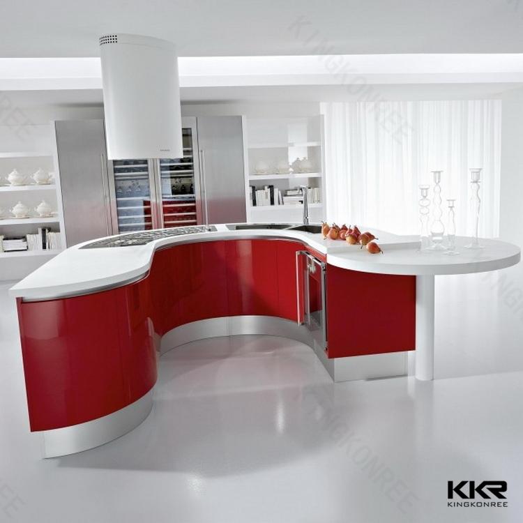 Emejing Cucina Rossa E Bianca Images - Design & Ideas 2018 ...