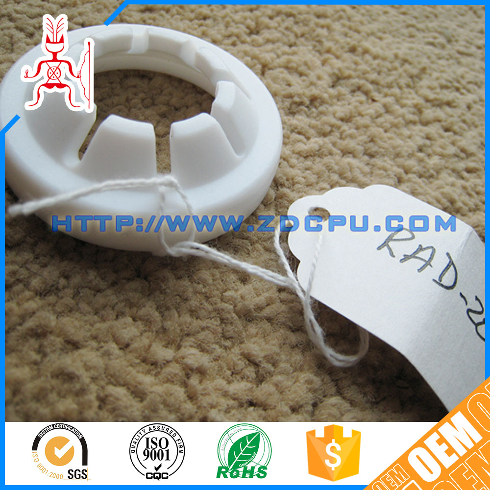 OEM&ODM chemical resistant ptfe envelope gasket for sealing