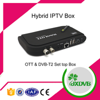 DVB-T Full HD Mpeg4 H.264 Tuner Box