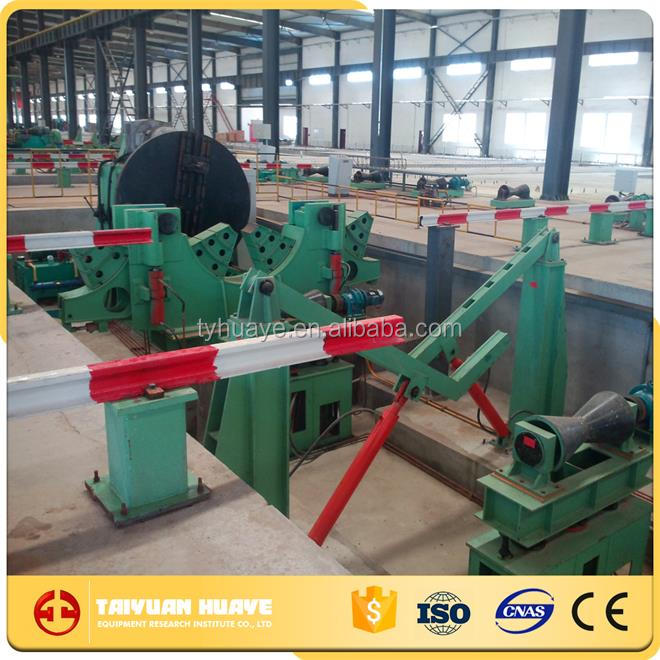 Double Head Steel Pipe End facing and beveling machine