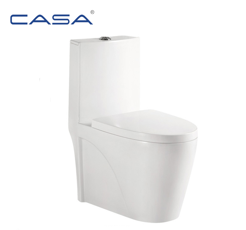 Sanitary ware cheap promotional one piece toilet bowl price for sale