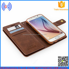 Good Quality Mobile Phone For Iphone 6 Wallet Case,Mercury Goospery Leather Wallet Case For Iphone6
