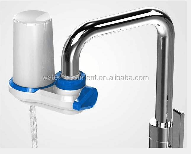 kitchen tap water purification ozone faucet water filter