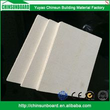 CE certificated Tested Waterproof Finely Processed Use fireproofing materials mgo boards/magnesium oxide wall panels
