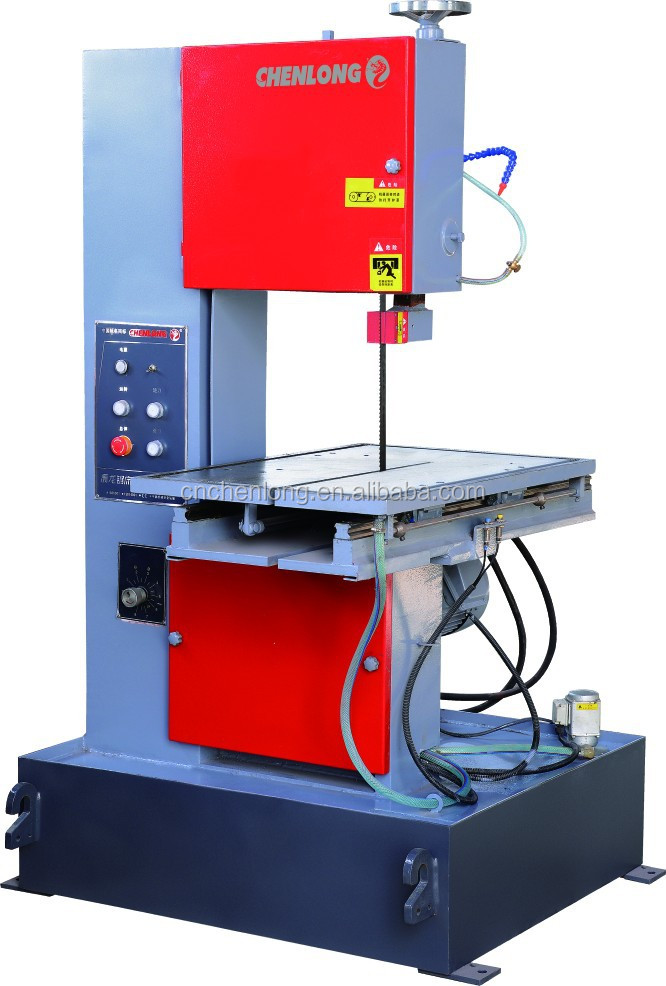 CHENLONG G5125 band saw cutting machine price