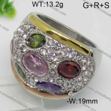 Latest Popular snap rings with diamonds