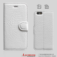 Genuine leather Grain Phone Cover Case For Samsung Galaxy S4 S5 S6