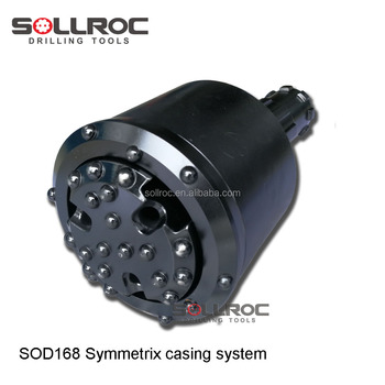 Sollroc Symmetric  Overburden  Casing Drilling System High Performance Drilling Tools