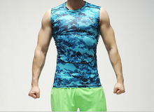 Ready-made Elastic Quick Dry Spandex Football Training Gym Apparel Sport Vest