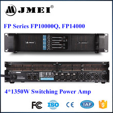 Pa 1000w Dj Stage Sound System With Good Price 2U Smps High 4 Channel Audio Professional Power Amplifier