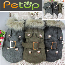 Fatory Cheap Price Wholesale Woolen Winter Pet Dog Clothing