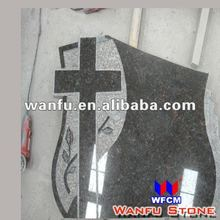 2013 hot sale cross headstones
