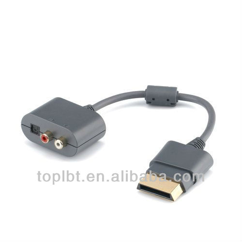 LBT2i7 RCA A/V Adapter Cable for XBOX 360