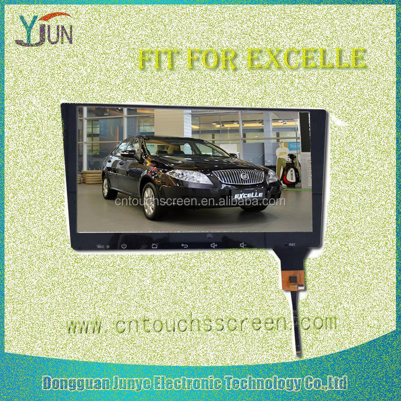 customized pg repair touch screen for 10.1 inch car gps navigation system touch screen car dvd gps