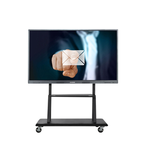 UHD 4k touch screen monitor lcd tv price interactive flat panel all in one pc