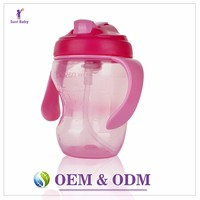 OEM high-end water bottle custom bpa free plastic watter bottle