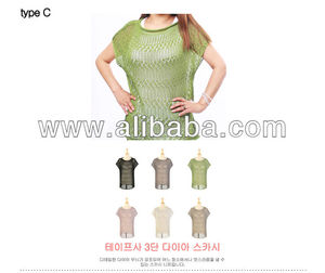 2013 Punica Knitwear, designed and made in Korea
