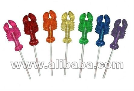 Flip Flop Lollipops: 24 Count