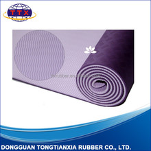 Wholesale eco friendly yoga mat