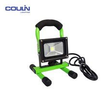 IP65 10w 20w Rechargeable LED Floodlight