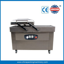 Double chambers vacuum packing machine, vacuum sealer