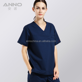 ANNO Private Label Scrubs Unisex Medical Scrubs Sets