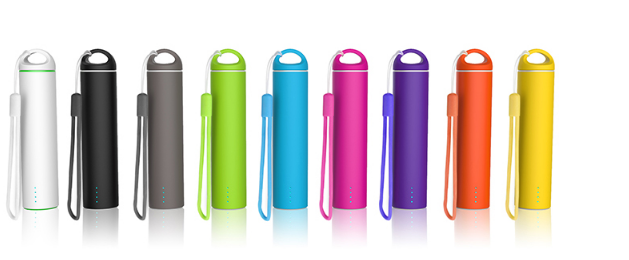 portable usb battery power bank 2600mah, mobile power supply,