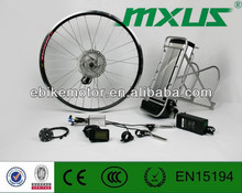 MXUS 36v 250w electric bicycle kit,gas engine conversion kit for bicycle