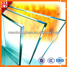 8mm 10mm 12mm cheap Fire Resistant Glass