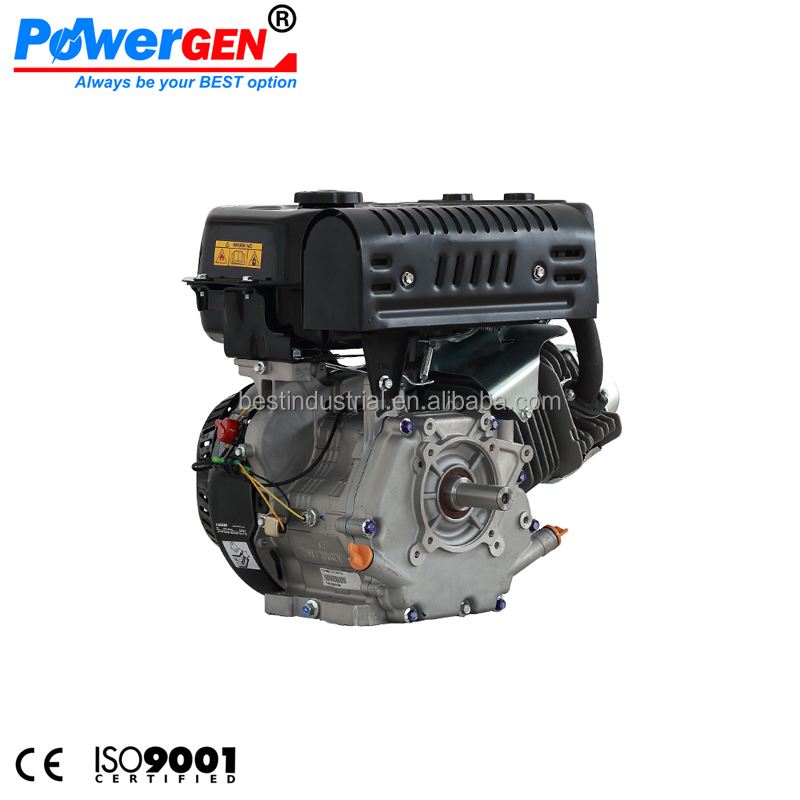 Top Seller!!! Powergen Single Cylinder 420cc 4 Stroke 15HP Gasoline Engine