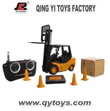 1:20 6 channel RC forklift truck mini car
