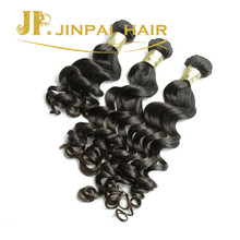 JP Hair 2017 Loose Body Style Virgin Unprocessed Hair Color Brand Names