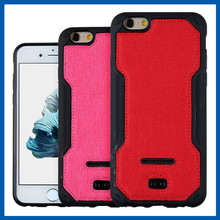 C&T PU Leather Hard Skin Protector Back Case Cover for iPhone 6