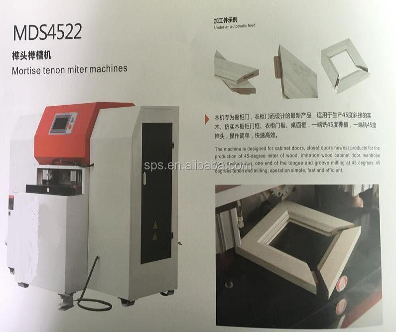 Wood Door Frame Mortise Tenon Miter Machine Buy Door Frame Tenon