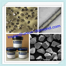 Industrial synthetic diamond high,medium and low grade