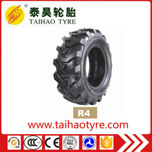 High performance China tire factory 12.5/80x18 used backhoe tires