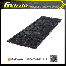 12 inches For Macbook Air A1534 Retina Keyboard with backlight high quality