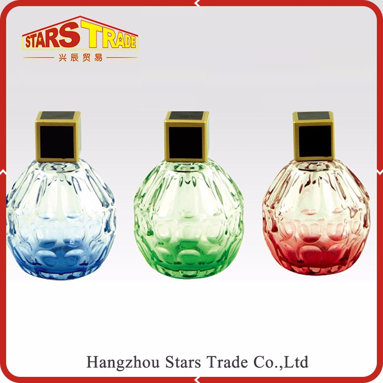 Custom Wholesale Fashion Perfume Bottle For Car Air Fresher