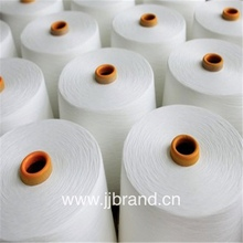 produced by Savio Auto machine 100% spun polyester yarn for sewing thread