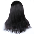 Drop Shipping 150% Density 28Inch Human Virgin Cambodian Hair Full Lace Wig