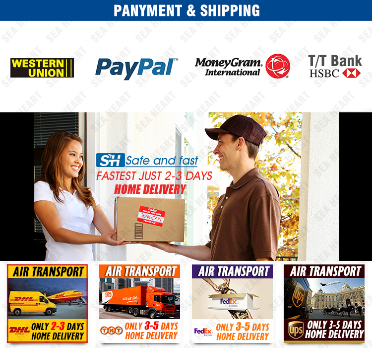 Panyment & Shipping