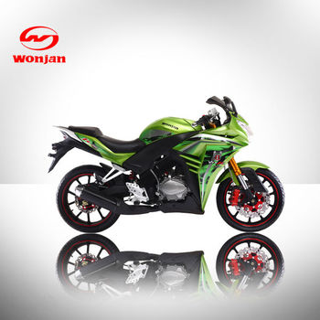 China best selling and cheap 250cc 4 stroke racing motorcycle(WJ250R)
