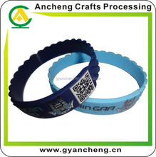 Hot hot sale cheap silicone wristband for promotional gifts