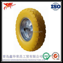 heavy 4.00-8 pu foam wheel for wheelbarrow