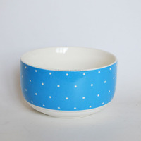Decal printing Ceramic Bowl