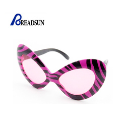 Christmas sunglass cat eye crazy Party Halloween glasses