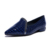 Hot-selling fashion ladies Luxury Alligator Pattern leather women flat pointed toe shoes